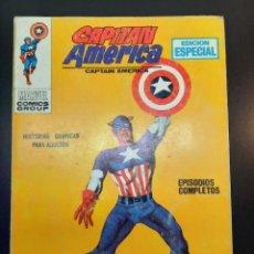 Cómics: CAPITAN AMERICA (1969, VERTICE) 1 · X-1969 · SURGE EL CAPITAN AMERICA - 1ª EDICIÓN. Lote 224399131