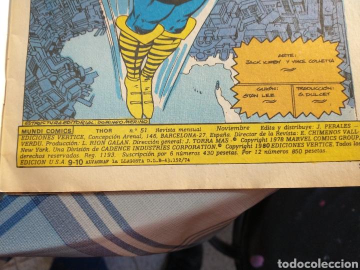 Cómics: Thor - Foto 2 - 224446587