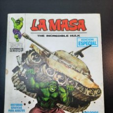 Comics: HULK (1970, VERTICE) -LA MASA- 1 · 1970 · LA INCREIBLE MASA. Lote 224447401