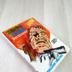 Comics : ZARPA DE ACERO 22 NORMAL ESTADO TACO VERTICE. Lote 224451545