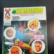 Cómics: 4 FANTASTICOS, LOS (1969, VERTICE) -V.1- 15 · VI-1970 · LAS HUESTES DEL MAL. Lote 224495030