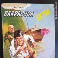Cómics: TEBEO / CÓMIC BARRACUDA EXTRA N⁰ 4 ORIGINAL VÉRTICE 1966. Lote 224499758