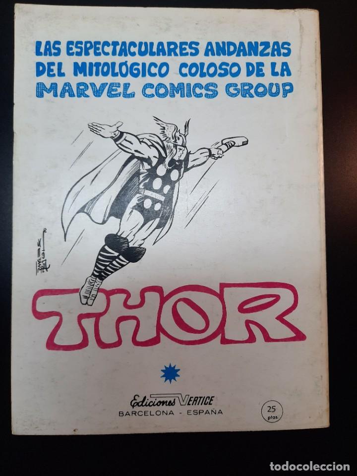 Cómics: IRON MAN (1969, VERTICE) -EL HOMBRE DE HIERRO- 11 · V-1970 · EL INCENDIARIO *** EXCELENTE *** - Foto 2 - 224508073