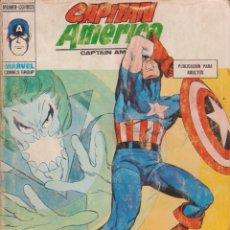 "Cómics: COMIC MARVEL "" CAPITÁN AMÉRICA "" Nº 36 ED. VÉRTICE ""TACO"". Lote 224516085"