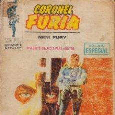 """Cómics: COMIC MARVEL """" CORONEL FURIA """" Nº 5 ED. VÉRTICE """"TACO"""". Lote 224517522"""