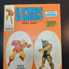 Cómics: IRON MAN (1969, VERTICE) -EL HOMBRE DE HIERRO- 10 · IV-1970 · CONTRA EL MINOTAURO. Lote 224519487