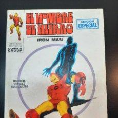 Cómics: IRON MAN (1969, VERTICE) -EL HOMBRE DE HIERRO- 8 · II-1970 · EL PRECIO DE UNA VIDA***EXCELENTE***. Lote 224560382