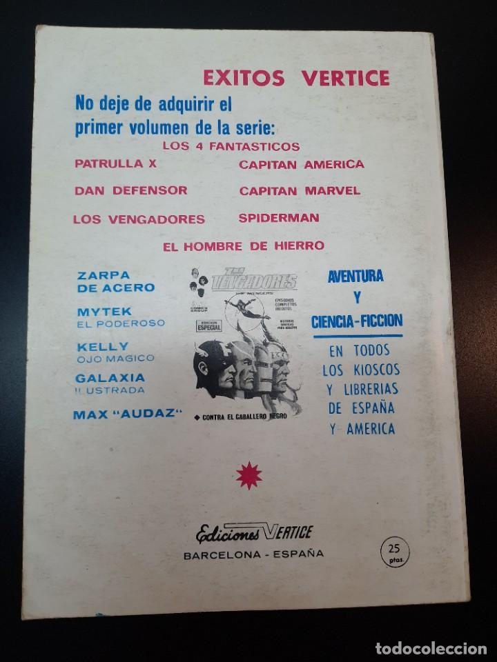Cómics: IRON MAN (1969, VERTICE) -EL HOMBRE DE HIERRO- 8 · II-1970 · EL PRECIO DE UNA VIDA***EXCELENTE*** - Foto 2 - 224560382