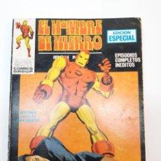 Cómics: IRON MAN (1969, VERTICE) -EL HOMBRE DE HIERRO- 7 · I-1970 · EL PRINCIPIO DEL FIN. Lote 224560765