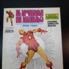 Cómics: IRON MAN (1969, VERTICE) -EL HOMBRE DE HIERRO- 16 · X-1970 · VENGANZA. Lote 224561227