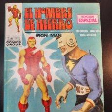 Cómics: IRON MAN (1969, VERTICE) -EL HOMBRE DE HIERRO- 2 · VIII-1969 · CONTRA EL UNICORNIO**EXCELENTE***. Lote 224562010