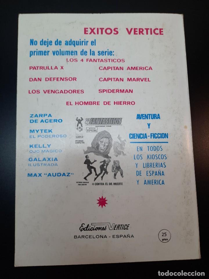 Cómics: IRON MAN (1969, VERTICE) -EL HOMBRE DE HIERRO- 2 · VIII-1969 · CONTRA EL UNICORNIO**EXCELENTE*** - Foto 2 - 224562010