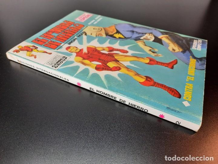 Cómics: IRON MAN (1969, VERTICE) -EL HOMBRE DE HIERRO- 2 · VIII-1969 · CONTRA EL UNICORNIO**EXCELENTE*** - Foto 3 - 224562010