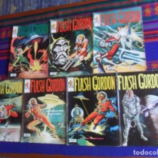Cómics: BUEN ESTADO, VÉRTICE VOL. 1 FLASH GORDON NºS 1 7 9 10 11 15 17. 1974. 30 PTS.. Lote 224575405