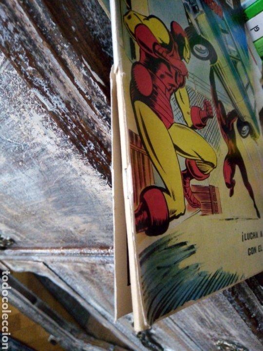 Cómics: Héroes Marvel vol 2 núm 40. El hombre de hierro y Dan Defensor. Vértice - Foto 2 - 224582990