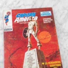 Cómics: CAPITAN AMERICA - Nº 5 - LA VERDADERA IDENTIDAD DEL CAPITAN AMERICA - ED. VERTICE - 1969 - TACO V. 1. Lote 224586830