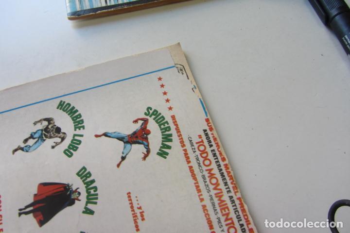 Cómics: THOR VOL. 2 - V.2 - N° 19 - UN ESPECTRO DEL PASADO - VÉRTICE 1976 Arx15 - Foto 4 - 224599610