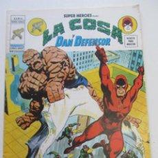 Comics: SUPER HEROES VOL. 2 Nº Nº 41. -LA COSA Y DAN DEFENSOR VERTICE ARX15. Lote 224613535
