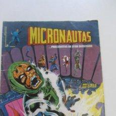 Comics: MICRONAUTAS - N°5 - MAS DURA ES LA CAIDA - LINEA SURCO - 1981 ARX15. Lote 224617868