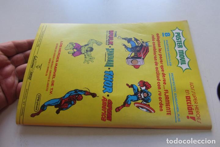 Cómics: SUPER HEROES.VOL 1. Nº 133. CAPITAN MARVEL BUEN ESTADO MUNDICOMICS. VERTICE Arx15 - Foto 2 - 224618451