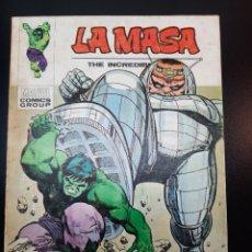 Cómics: HULK (1970, VERTICE) -LA MASA- 32 · 1973 · ¡DESTRUCCION!¡DESTRUCCION!. Lote 224630967