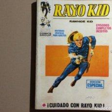 Comics : RAYO KID NÚMERO 7. Lote 224632460