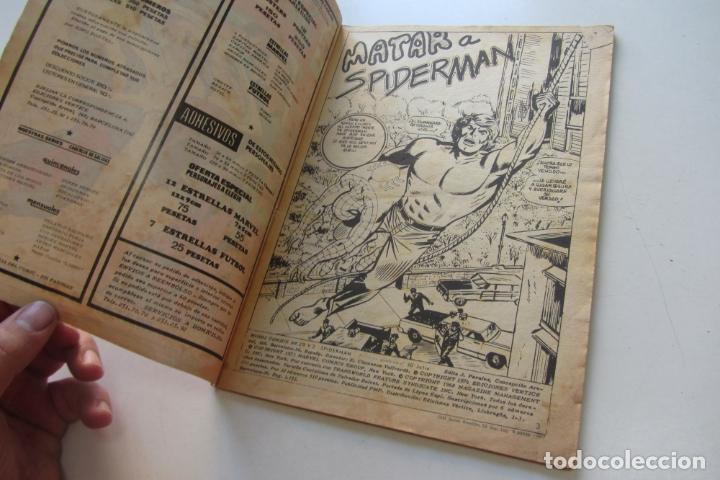 Cómics: SPIDERMAN - VOL3 -Nº 29 MATAR A SPIDERMAN 1974 VÉRTICE Arx15 - Foto 4 - 241543545