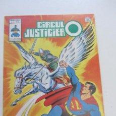 Cómics: CIRCULO JUSTICIERO Nº 5 MUNDI COMICS VÉRTICE ARX15. Lote 224634468