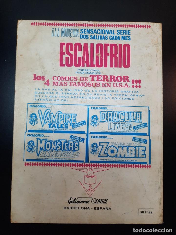 Cómics: THOR (1970, VERTICE) 35 · I-1974 · LA BUSQUEDA DE LOKI - Foto 2 - 224648075
