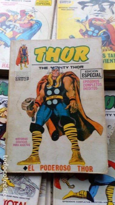 Cómics: Thor Vol.1 COLECCIÓN COMPLETA 42 Números VERTICE - Foto 7 - 224751472