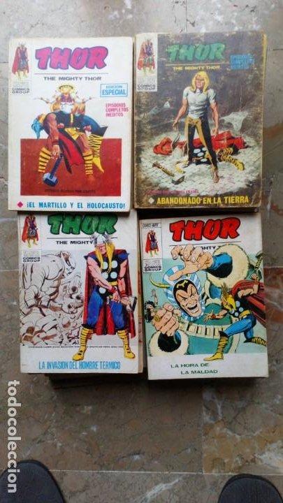 Cómics: Thor Vol.1 COLECCIÓN COMPLETA 42 Números VERTICE - Foto 4 - 224751472