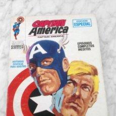 Comics: CAPITAN AMERICA - Nº 6 - TRAS LA MASCARA - ED. VERTICE - 1969 - TACO VOL. 1. Lote 224871820