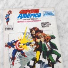 Cómics: CAPITAN AMERICA - Nº 8 - EL HOMBRE BESTIA - ED. VERTICE - 1970 - TACO VOL. 1. Lote 224873093