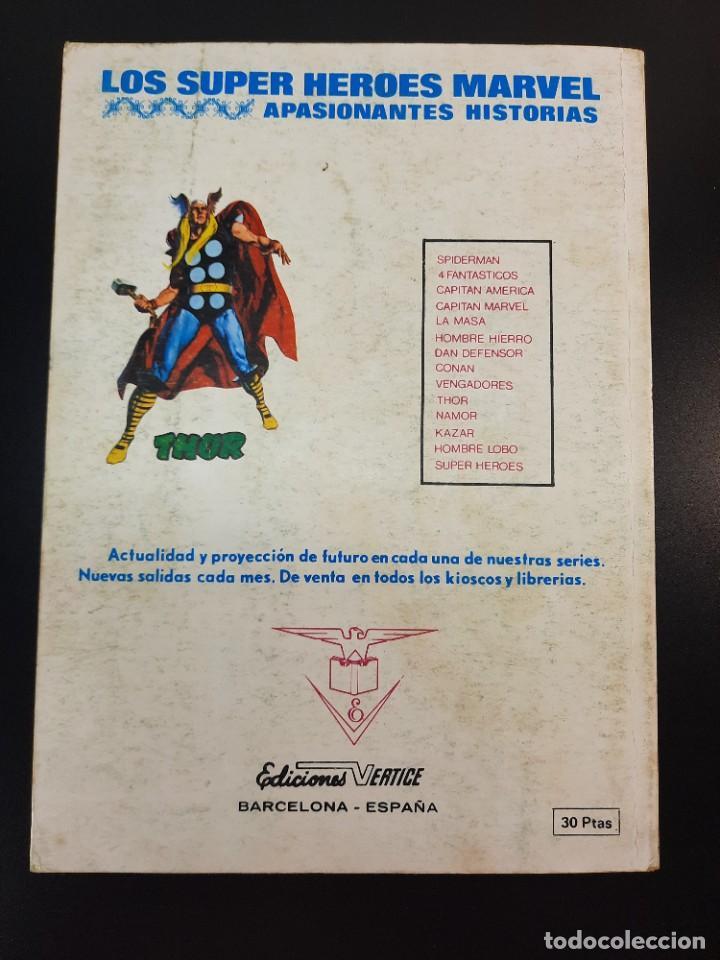 Cómics: CONAN (1972, VERTICE) 15 · IV-1974 · DOS CONTRA TURAN - Foto 2 - 224887842