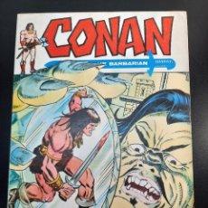 Cómics: CONAN (1972, VERTICE) 14 · II-1974 · LA SANGRE DE BEL-HISSAR *** EXCELENTE***. Lote 224888165