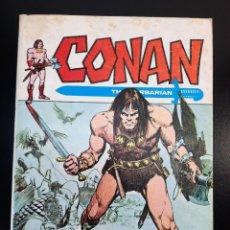 Cómics: CONAN (1972, VERTICE) 11 · X-1973 · EL MONSTRUO DE LOS MONOLITOS. Lote 224889521