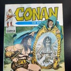 Cómics: CONAN (1972, VERTICE) 13 · I-1974 · LOS ESPEJOS DE KHARAM-AKKAD. Lote 224889953