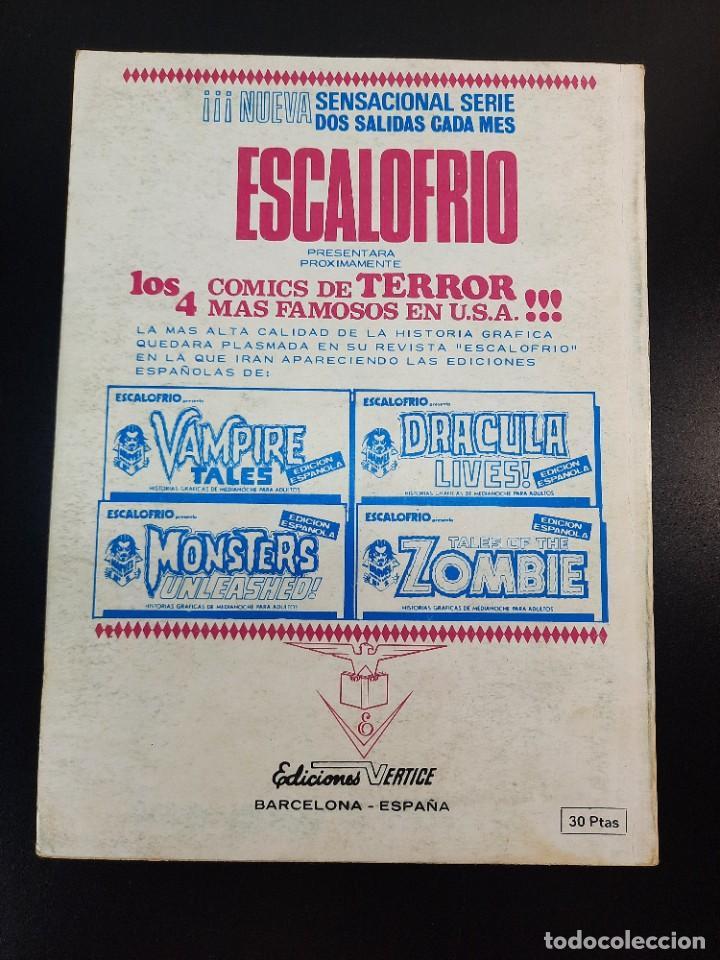Cómics: CONAN (1972, VERTICE) 13 · I-1974 · LOS ESPEJOS DE KHARAM-AKKAD - Foto 2 - 224889953