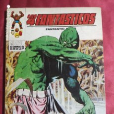Fumetti: LOS 4 FANTASTICOS. VOL 1. Nº 48. ANDROIDES DE MUERTE. VERTICE. TACO. Lote 224939380