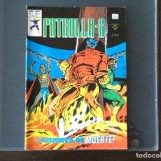 Cómics: PATRULLA X VOLUMEN 3 NÚMERO 30. Lote 224996240