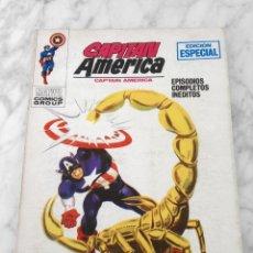 Comics: CAPITAN AMERICA - Nº 8 - EL HOMBRE BESTIA - ED. VERTICE - 1970 - TACO VOL. 1. Lote 225018541