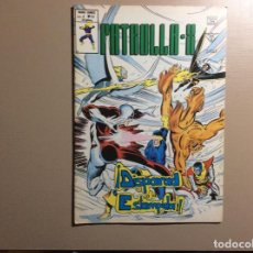 Cómics: PATRULLA X VOLUMEN 3 NÚMERO 33. Lote 225039665