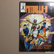 Cómics: PATRULLA X VOLUMEN 3 NÚMERO 35. Lote 225040176