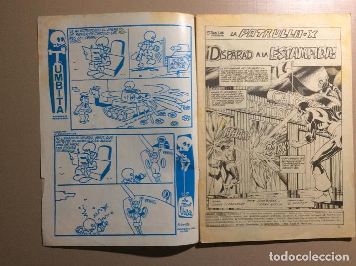 Cómics: PATRULLA X Volumen 3 número 33 - Foto 2 - 225040732