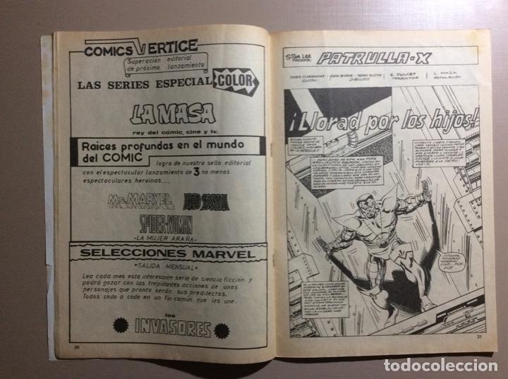 Cómics: PATRULLA X Volumen 3 número 33 - Foto 3 - 225040732