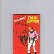 Cómics: LOTE LIBROS FLASH GORDON ENTRETENIMIENTO 1 2 Y 3 EDIPRINT SA 1980. Lote 225045730