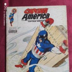 Fumetti: CAPITAN AMERICA. VOL 1. Nº 34. VUELVA EL POLVO AL POLVO. VERTICE. TACO. Lote 225068565