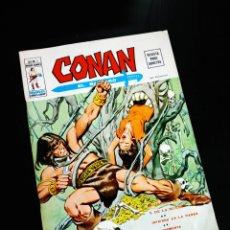 Cómics: EXCELENTE ESTADO CONAN 3 VOL II MUNDI COMICS VERTICE. Lote 225090361