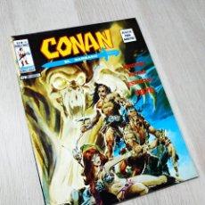 Cómics: EXCELENTE ESTADO CONAN 6 VOL II VERTICE. Lote 225090533