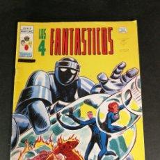 Comics: MARVEL VERTICE LOS 4 FANTASTICOS Nº 12 VOL. 3. Lote 225113685